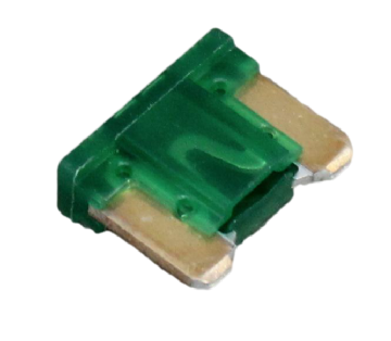 LR078014 PF2159 FUSE BLADE MICRO GREEN 30 AMP PACK OF 10